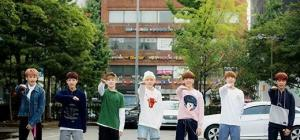 韩国男子组合NctDream成员图片