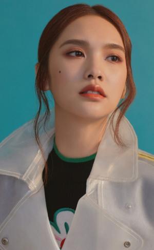 杨丞琳时尚杂志写真图片