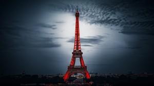 埃菲尔铁塔建筑唯美风景图片桌面壁纸