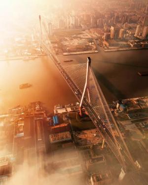 国际化上海摩登建筑媲美纽约巴黎世界级大都市