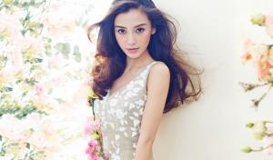 内地美女明星angelababy杨颖唯美写真