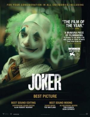 电影《小丑》高清海报