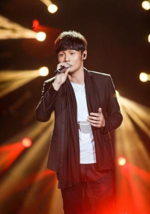 李荣浩《我是歌手3》宣传海报图片