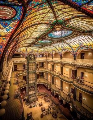 墨西哥格兰城市酒店