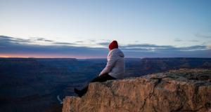 一个人伤感孤单寂寞心情不好图片
