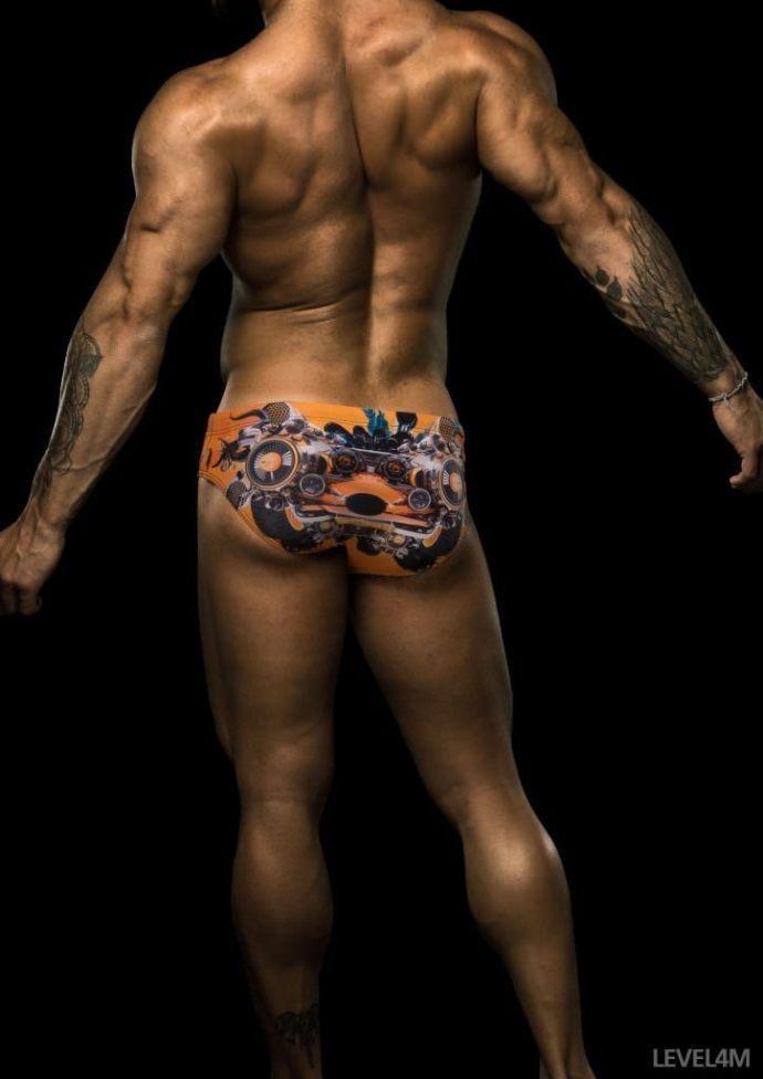 西班牙健身男模Juanma Izquierdo