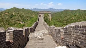 北京八达岭长城古迹壮观高清桌面壁纸