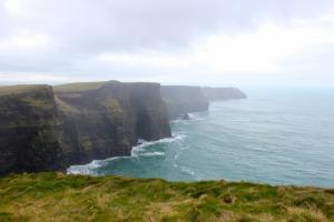 爱尔兰莫赫悬崖风景壁纸