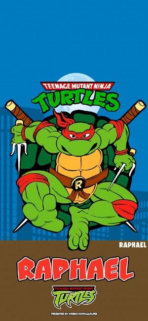 忍者神龟卡通动漫手机壁纸