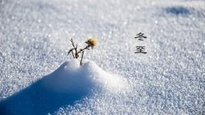 空前浪漫的冬至雪景