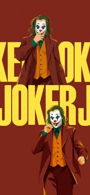 小丑电影手机壁纸
