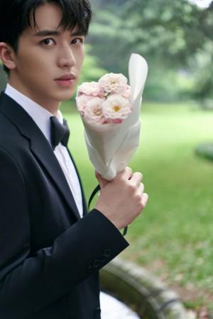 许魏洲婚礼氛围写真