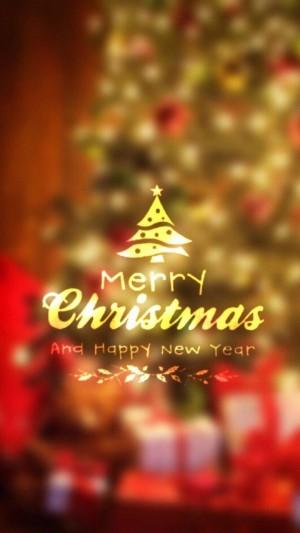 圣诞节创意英文壁纸