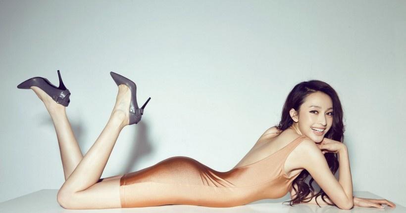 美女明星张俪性感魅力写真