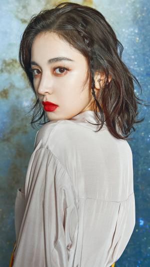 古力娜扎时尚美艳写真高清手机壁纸