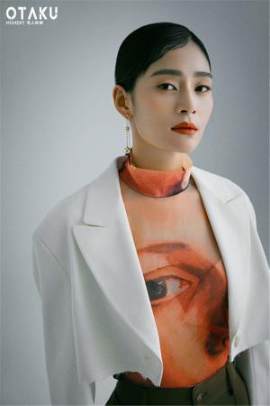 实力女演员王媛可复古梦幻清冷迷离大片