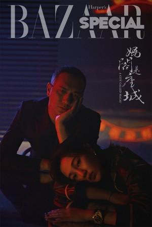 女性题材电影《妈阁是座城》白百何黄觉视觉摄影大片
