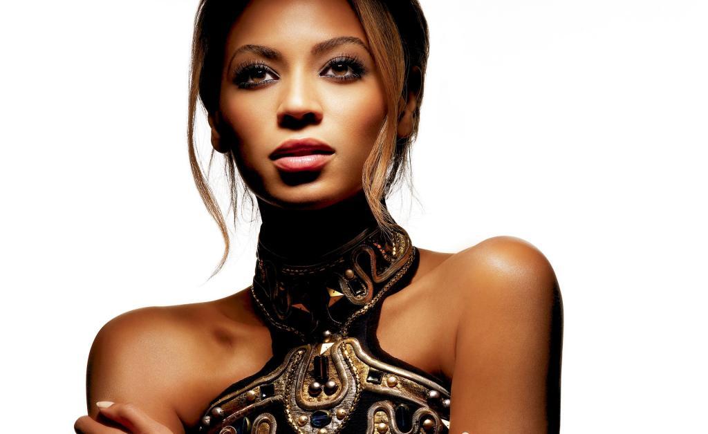 黑珍珠欧美歌手碧昂丝性感图片