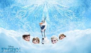 迪士尼动画《冰雪奇缘》人物