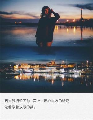 爱情心情文字语录图片