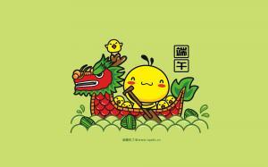 端午节可爱粽子卡通图片