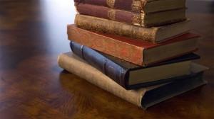 校园图书馆主题风景高清桌面壁纸