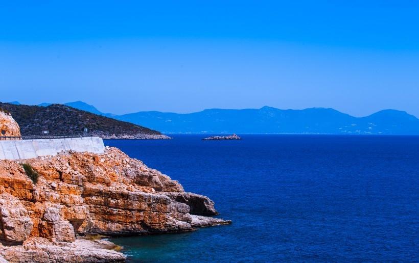 土耳其海峡风景图片,自然风光-靓丽图库