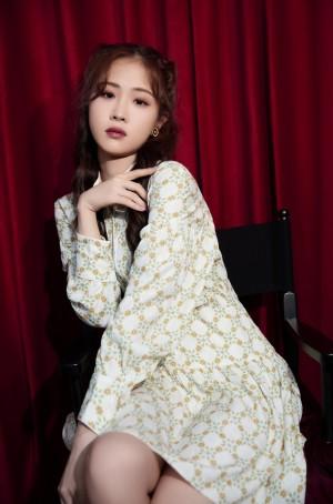 徐紫茵清甜少女写真图片