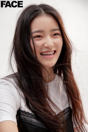 柴蔚FACE杂志写真图片