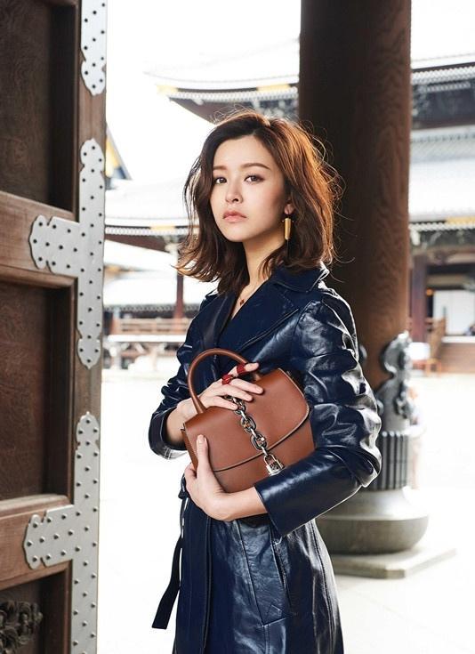 文咏珊夏日带货劳模 街拍大片尽显熟女态度写真