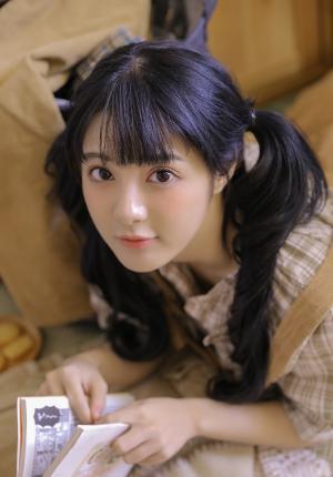 日系双马尾萝莉美女甜美性感诱人写真