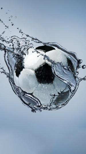 创意个性足球背景