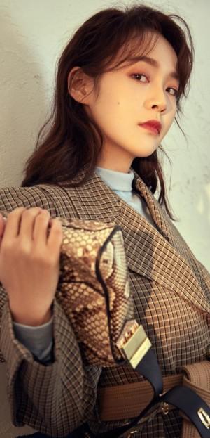 御姐范儿张佳宁时尚魅力写真
