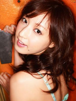 池田夏希 Natsuki Ikeda的少女诱惑写真
