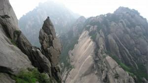 黄山壮美风景高清桌面壁纸