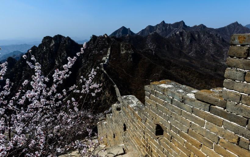 北京箭扣长城风景写真图片