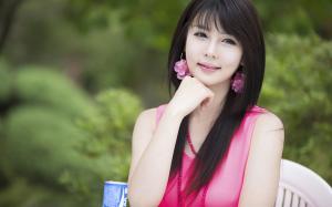 韩国第一车模李智友性感写真
