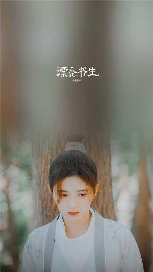 鞠婧祎漂亮书生精彩剧照高清手机壁纸
