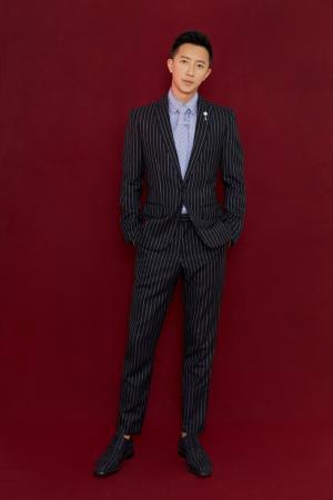 韩庚西装时尚帅气写真图片