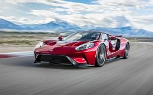 福特GT超酷跑车高清桌面壁纸