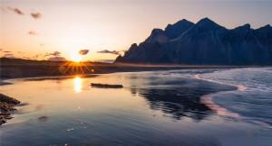 絕美的冰島風光高清桌面壁紙
