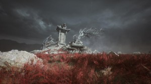 《黑神话:悟空》游戏暗黑场景原画