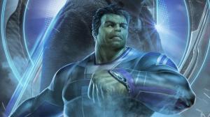 《复仇者联盟4》10位英雄炫酷海报
