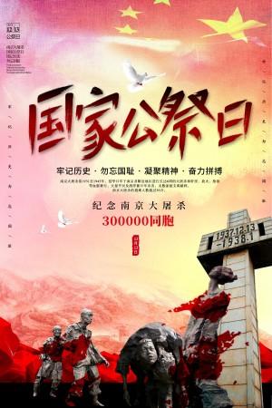 南京大屠杀纪念日之牢记历史