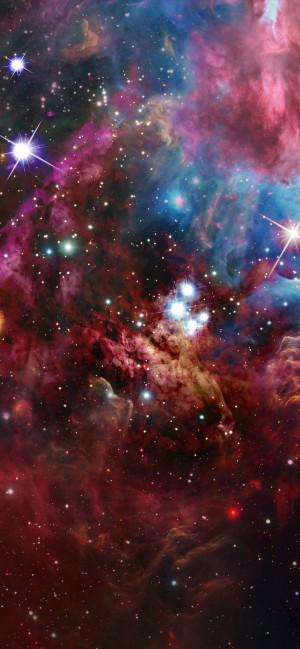 宇宙星空个性迷人高清手机壁纸
