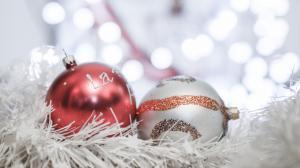 高清圣诞装饰品图片
