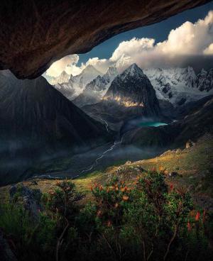 秘鲁安第斯山脉