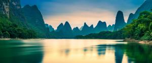 广西阳朔风景壁纸