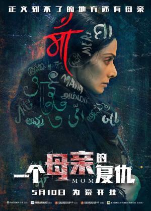 印度剧情片《一个母亲的复仇》高清海报
