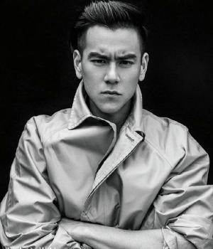 彭于晏登上Vogue China七月刊